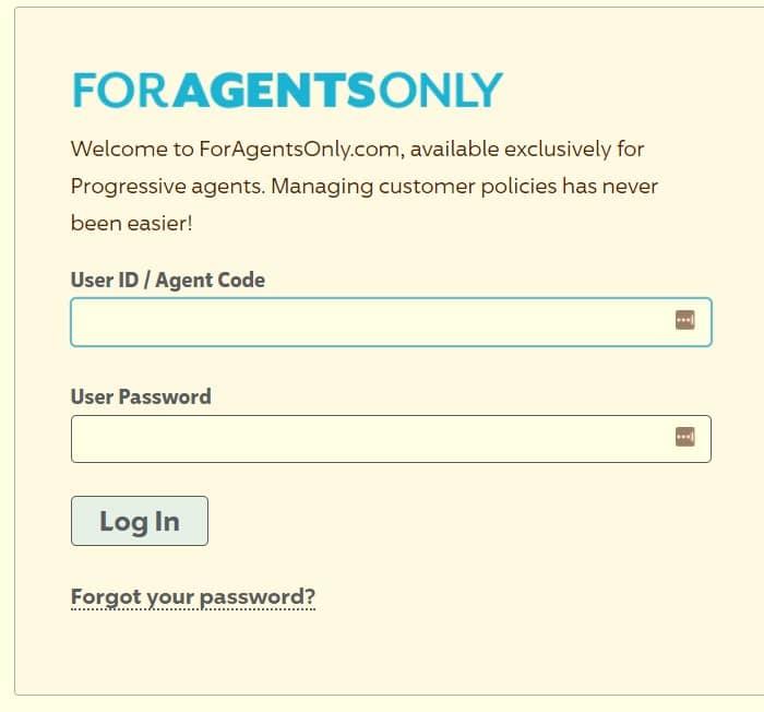 ForAgentsOnly-Login